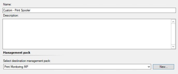 monitor name